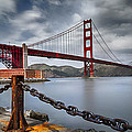 Golden Gate Bridge by Eduard Moldoveanu