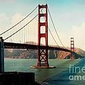 Golden Gate Bridge by Sylvia Cook