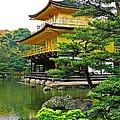 Golden Pavilion - Kyoto by Juergen Weiss