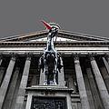 Goma Glasgow Pop Art Grey by John Farnan
