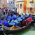Gondolas by Jeff Kolker