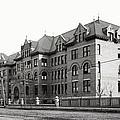 Gonzaga College Spokane 1900 by Daniel Hagerman