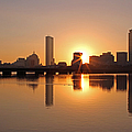 Good Morning Boston by Juergen Roth