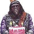 Gorilla Party by Mark Tavares