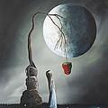 Gothic Fantasy Art By Shawna Erback So Tempting by Shawna Erback