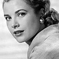 Grace Kelly In Her Prime by Retro Images Archive