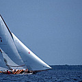 Grace Under Sail by Skip Willits