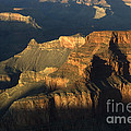 Grand Canyon Symphony Of Light And Shadow Print by Bob Christopher