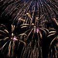 Grand Fireworks by Chandru Murugan