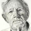 Grandpa Full of Grace Drawing