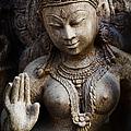 Granite Indian Goddess by Tim Gainey