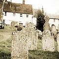 Grave Yard by Tom Gowanlock