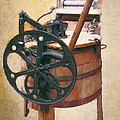 Great-grandmother's Washing Machine by Daniel Hagerman