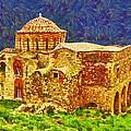 Greek Church 6 by George Rossidis