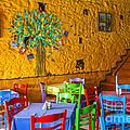 Greek Taverna by Eleni Mac Synodinos