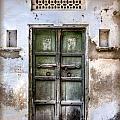 Green Door by Catherine Arnas