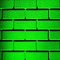 Green Wall by Semmick Photo