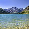 Grinnel Lake Glacier National Park by Rich Franco