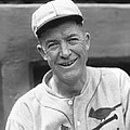 Grover Cleveland Alexander Leaning Smiling by Retro Images Archive