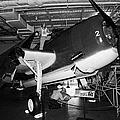 Grumman Eastern Aircraft Tbm 3e Tbm3e Avenger On The Hangar Deck At The Intrepid Air Space Museum by Joe Fox
