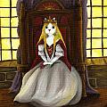 Guinefurre Cat Queen by Tara Fly