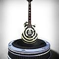 Guitar Desplay V2 by Frederico Borges