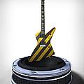 Guitar Desplay V3 by Frederico Borges