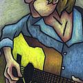 Guitar Man by Kamil Swiatek