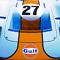 Gulf Ford Gt40 by motography aka Phil Clark