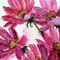 Gull Lake's Flowers by Sherry Harradence