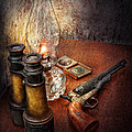 Gun - The Adventures Code  by Mike Savad