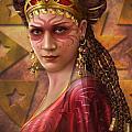 Gypsy Woman by Ciro Marchetti