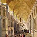 Haghia Sophia, Plate 2 The Narthex by Gaspard Fossati