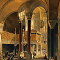Haghia Sophia, Plate 8 The Imperial by Gaspard Fossati