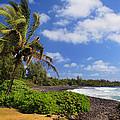 Hana Beach by Inge Johnsson