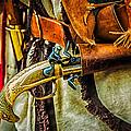 Hand Gun by Louis Dallara