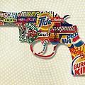 Handgun Logos by Gary Grayson