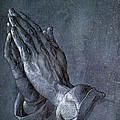 Hands Of An Apostle 1508 by Philip Ralley