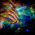 Hands Of Creation by Evelyn Patrick