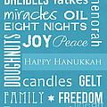 Hanukkah Fun by Linda Woods