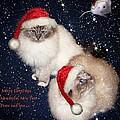 Happy Holidays by Gun Legler