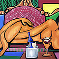 Happy Hour by Anthony Falbo