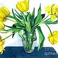 Happy Spring by Barbara Jewell