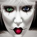 Harlequin by Bob Orsillo
