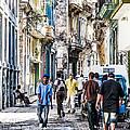 Havana Street Vii by Jim Nelson
