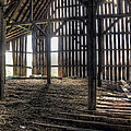 Hay Loft 2 Print by Scott Norris