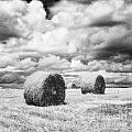 Haybales Uk by Jon Boyes