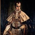 Hayez Francesco, Portrait Of Emperor by Everett