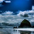 Haystack Rock IIi by David Patterson