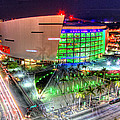 Hdr Of American Airlines Arena by Joe Myeress